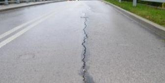 Ocena przyczyn powstania uszkodzeń dróg i budowli